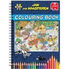 Jumbo Colouring Book