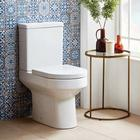 Drench Lorraine Toilet with Soft Close Seat