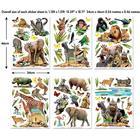 Walltastic Väggdekor Djungel Safari Room 45439