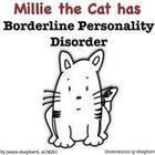 Millie the Cat Has Borderline Personality Disorder (Inbunden, 2015)