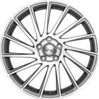 Brock B39 Ferric Grey Polished - Alufælge