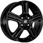 RC Design 19 Black Glossy - Alufælge