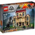 LEGO 75930 Jurassic World Indoraptor-Verwüstung des Lockwood Anwesens, Konstruktionsspielzeug