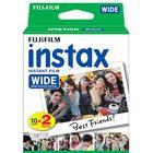 myFUJIFILM instax mini Film Wide 2-pack