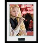 Luna Lovegood Indrammet Plakat