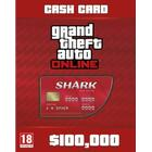 Grand Theft Auto Online : Red Shark Cash Card - Download