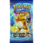 Pokémon XY Evolutions Booster Pack