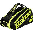 Babolat - Pure Aero X6 Tennistaske - Sort