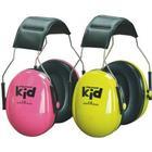 Peltor Kid høreværn (Neongrøn)