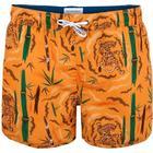 Muchachomalo Tiger Wood Boardshorts Orange Patterned (2058TIGEW01)