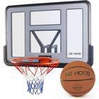 My Hood Top Basket Pro on Plate