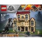 LEGO® GmbH LEGO® Jurassic World™ 75930 Indoraptor-Verwüstung des Lockwood Anwesens
