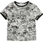 Little Marc Jacobs All-Over T-shirt