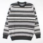 Barbour Knit Crewneck Case Fairis Black