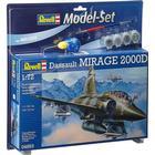 Revell Model Set Mirage 2000D Plane