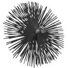 Skorstens rensebørste - Ø150mm, Metal
