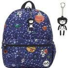 Babymel Zip & Zoe Junior Backpack, Blue