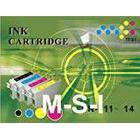 Ink Cartridge compatible with Canon BCI - 3ePBK/BCI - 6PBK 14.5 ml Photo Black