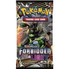 Pokémon TCG: Sun & Moon Forbidden Light Booster