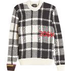 CALVIN KLEIN 205W39NYC Wool Pullover