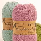 Drops Baby Alpaca Silk 167m