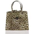 GUESS ANIMAL PRINT SHOPPING BAG HWLG45 61060