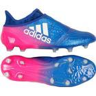 adidas - X 16+ Purechaos FG/AG Blue Blast - Blå
