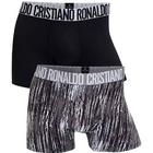 CR7 Microfiber 2-pack - Black/Multi