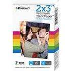 Polaroid Premium ZINK Paper - Självhäftande - 5.08 x 7.62 mm 50 ark fotopapper - för Polaroid Snap Instant, Snap Touch, Z2300