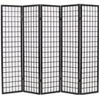 vidaXL 5 Panels Japanese Style 200cm
