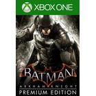 Batman: Arkham Knight Premium Edition Xbox One