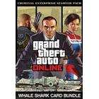 Criminal Enterprise Starter Pack and Whale Shark Card Bundle Rockstar Key GLOBAL