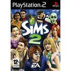 The Sims 2 (Norsk box manual, engelska i spelet) - Playstation 2 (brugt)