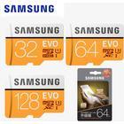 SAMSUNG Micro SD 32gb 64gb 128gb 256gb Cards SDHC/SDXC C10 TF Trans Flash Memory Card MicroSD Cartao de Memoria for huawei p10