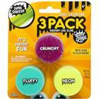 Compound King, 3-Pack Fluffy, Bobble Bitz och Slime