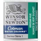 Winsor & Newton Cotman Water Colours Viridian Hue Half Pan