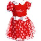 Amscan Disney Minnie Mouse Red Dress