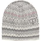 Odd Molly Vivid Vibration Beanie - Chalk