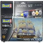 Revell Admiral Nelson Flagship Model Set 1:450