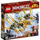 Lego Ninjago The Golden Dragon 70666