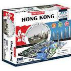 4D Cityscape The City of Hong Kong 1100 Pieces