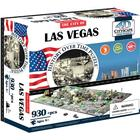 4D Cityscape The City of Las Vegas 930 Pieces