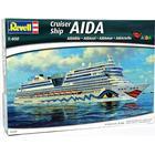 Revell Cruiser Ship AIDAblu 1:400