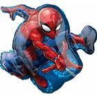 Amscan Foil Ballon SuperShape Spider-Man