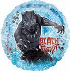 Amscan Foil Ballon Jumbo Black Panther