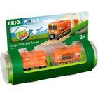 Brio Cargo Train & Tunnel 33891