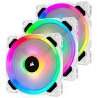Corsair LL120 Dual Light Loop White LED RGB 120mm Three Pack