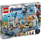 Lego Marvel Super Heroes Avengers Compound Battle 76131