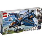 Lego Marvel Super Heroes Avengers Ultimate Quinjet 76126