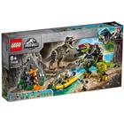 Lego Jurassic World T-Rex vs Dino Mech Battle 75938
